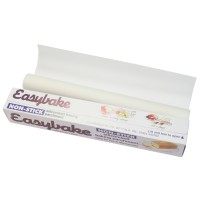 Easybake Non-Stick Siliconised Baking Parchment Roll - 30cm x 5m