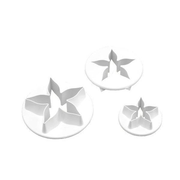 Calyx Cutters - Set Of 3