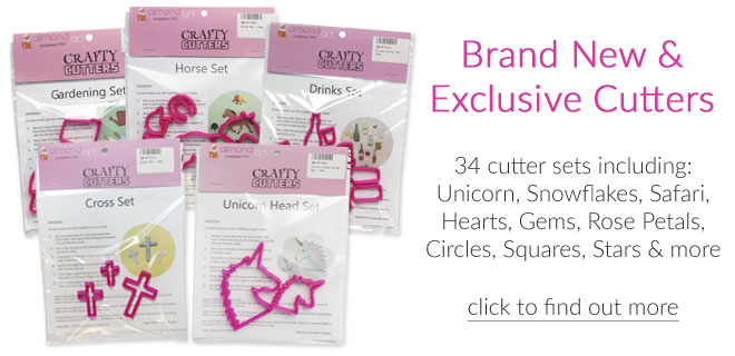 34 New and Exclusive Crafty Cutters